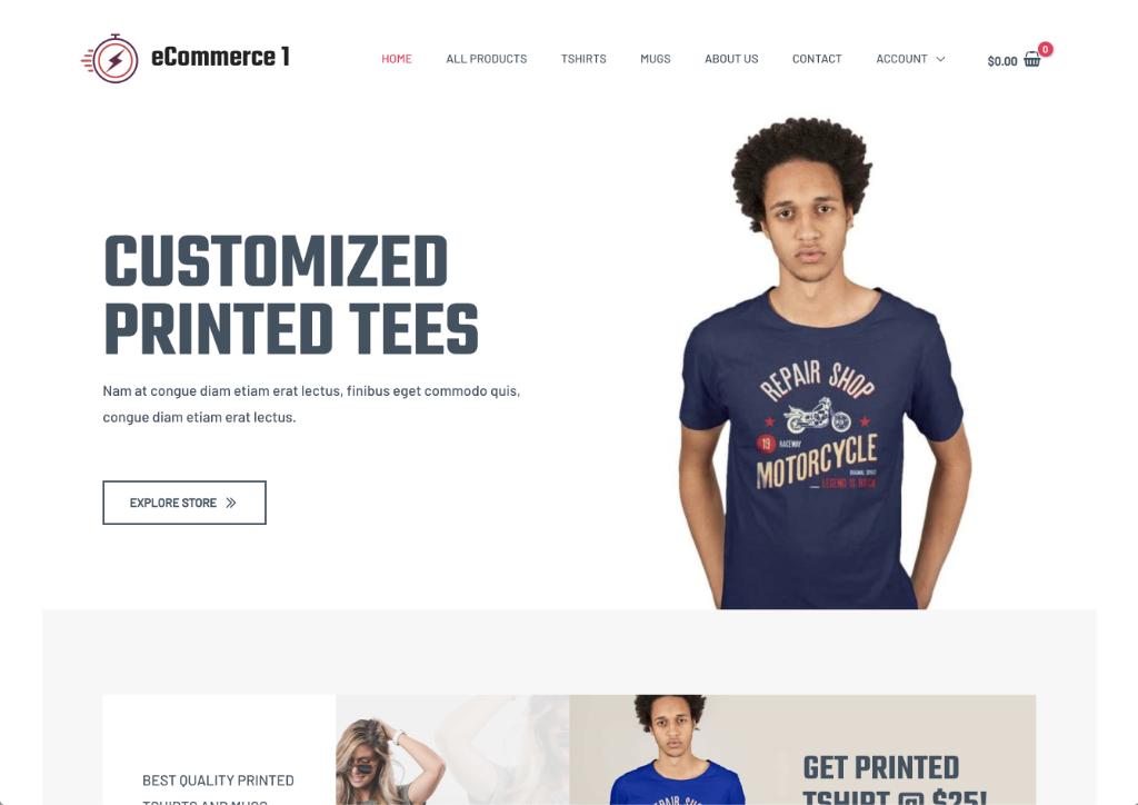 eCommerce 1